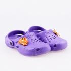 """Фиолетовые кроксы """"Нэмо"""""""