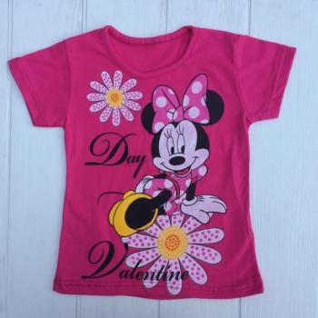 Стильная футболка для девочек