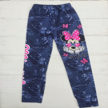 Модные лосины для девочек