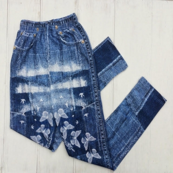 Модные детские лосины