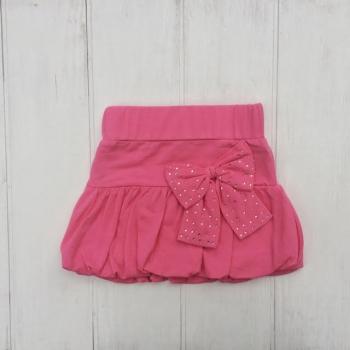 Розовая юбка для девочек
