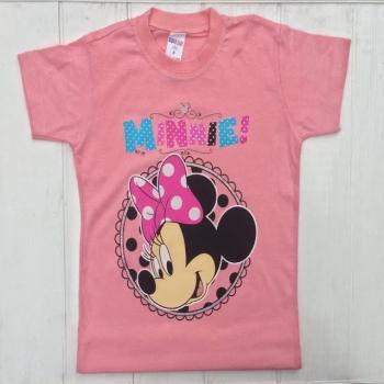 "Розовая футболка ""Микки"""