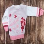 Детский свитер для девочек
