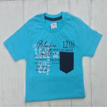 Летняя детская футболка