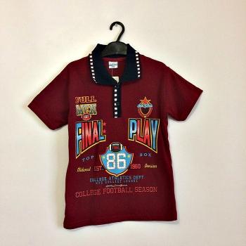 Красная футболка для мальчиков, Турция