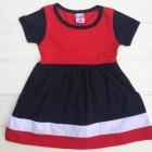Детское легкое коттоновое платье