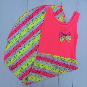 Модное платье для декочек