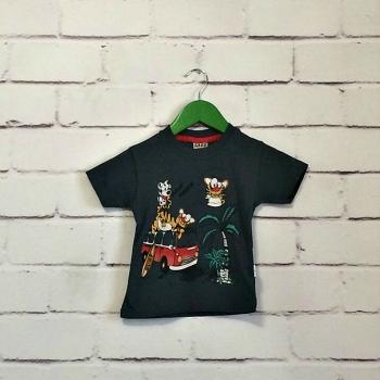 Детская футболка для мальчика 80