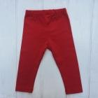 Красные детские лосины для девочек