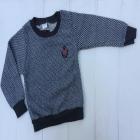 Детский вязанный свитер для мальчиков