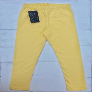 Яркие желтые лосины
