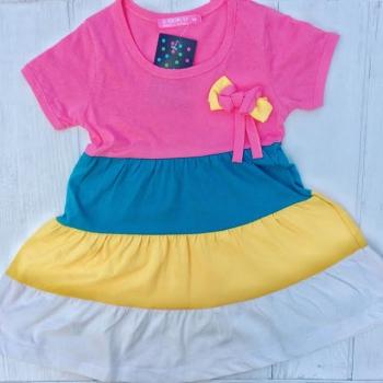 Детское повседневное платье для девочек